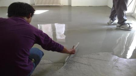 水泥自流平地面到底是怎么做的? 答案你万万想不到