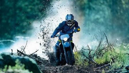 史上最难的摩托车越野, 99.99% 的人都不敢玩