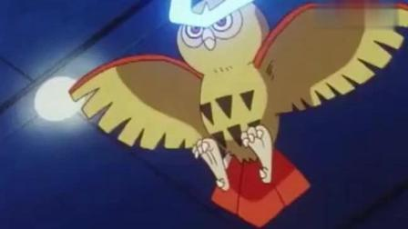 神奇宝贝, 小智的稀有神奇宝贝猫头夜鹰vs鬼斯通!