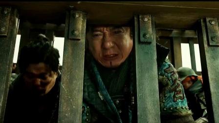 《天将雄师》  成龙率兵挣脱牢笼 杀敌救被困将士