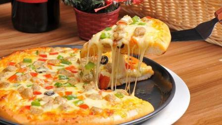 披萨的秘诀, 让你做的披萨比店的都好吃!