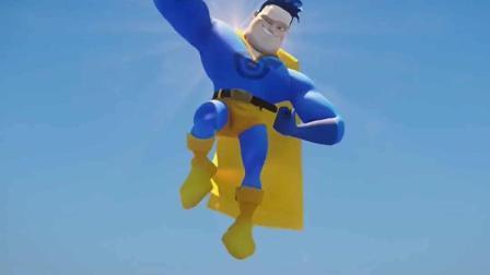 搞笑动画, 不靠谱的超人, 我觉得是智商的问题哈