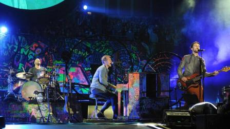 Coldplay 酷玩乐队Yellow最唯美动人的现场