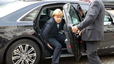德国豪华汽车品牌众多, 为何总理座驾偏偏是奥迪, 终于知道答案了