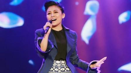 阿鲁阿卓唱《传奇》, 王二妮被挑战表示不服, 王菲都跪了!