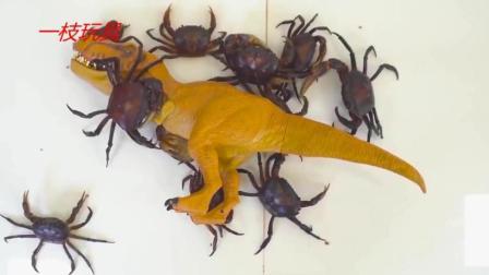 恐龙乐园之螃蟹与蛇