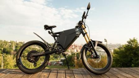 """世界首款氢气自行车""""充电""""5分钟, 续航100公里, 这自行车要火了"""