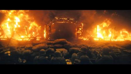 二战电影经典之作斯大林格勒, 苏军突袭德军指挥部, 火光冲天