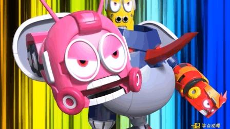 爆笑虫子: 小虫子们的变形战队