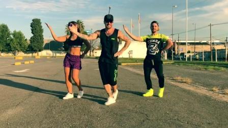 Bella- zumba 尊巴舞蹈视频教学 减肥健身舞
