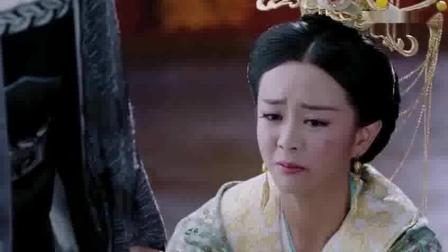 独孤天下-皇上毒打丽华, 独孤伽罗生气要杀掉皇上, 丽华却跪下求放过他!