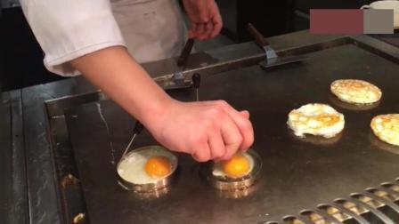 煎荷包蛋其实并没有那么简单, 你知道大厨是怎样煎的吗?