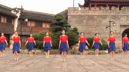 广场舞《马上有人爱》简单集体舞