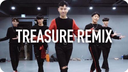 【4.29-5.1在重庆】Jinwoo Yoon编舞Treasure remix