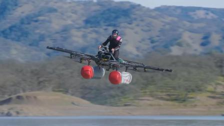 谷歌投资飞机汽车成功问世, 汽车真的飞起来了!