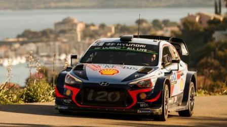 【YouTube】WRC 2018 法国站 精彩集锦