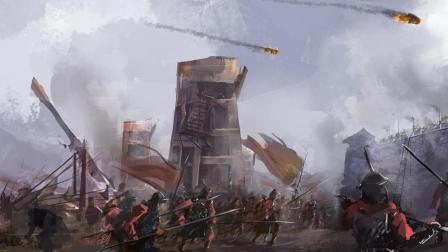 大明远征欧洲全面战争-明军宣战波兰 中国华服日特别期