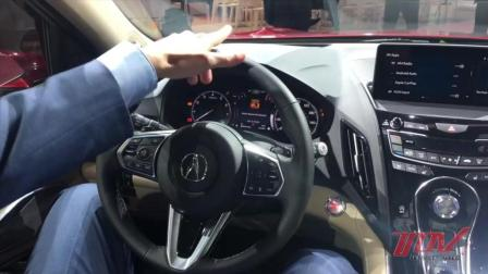 【TheTempleofVTEC】全新 讴歌 Acura RDX 内装介绍