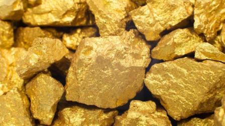 全世界黄金储备正枯竭, 千亿吨黄金新发现, 这颗星球由纯黄金组成