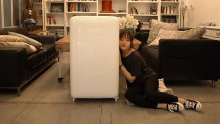 这是我见过最骚的黑科技冰箱测评了, 没有之一
