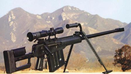 军事科技: 狙击步枪排名, 第一名能在2475米击中目标被称为枪王。