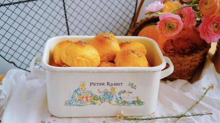 我的日常料理 第一季 值得收录在烘焙食谱里的迷人芳香 普罗旺斯薰衣草南瓜小餐包