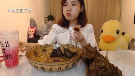 大胃王密子君: 很多网友怀疑我是不是催吐, 今天直播开吃, 打破谣言!