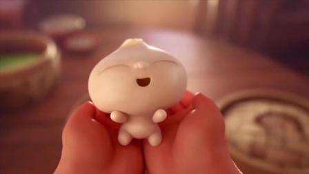 皮克斯中国题材动画《包》, 蒸包小精灵变身主角