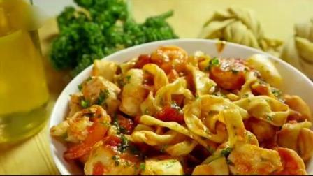 美食料理, 海鲜番茄手工面做法(下)