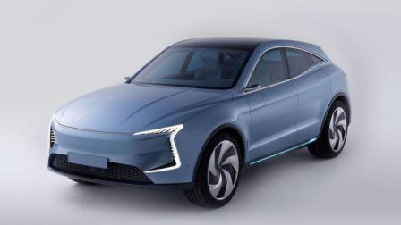 小康超级四驱电动SUV! 大M前脸, 动力1000马力。续航超500公里, 明年上市!