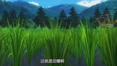 悠哉日常大王:您的好友捕蟹达人已上线,稻田里面都有水质真棒啊