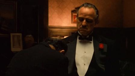 高分电影《教父》, 为何被称为伟大的经典, 男人的圣经?