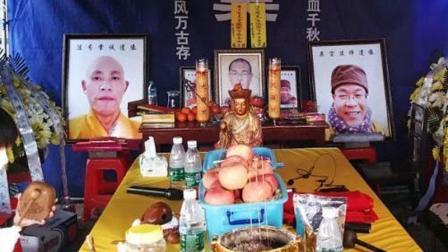 两僧人被杀害 死者师弟:嫌疑人有四套房却在庙里白吃白住