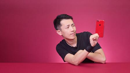 在 Apple 眼中,iPhone 的红色是这样的