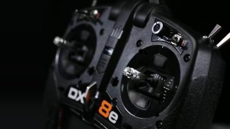 Spektrum DX8E 8通道遥控器全球首发 进口遥控器性价比之王