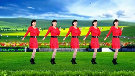 广场舞《中国好姑娘》东方茉莉香, 大气清爽, 优美醉人, 32步附口令教学