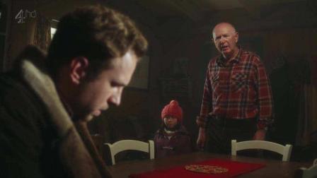 电影有话说《黑镜系列之白色圣诞》一个无血色的悲凉故事