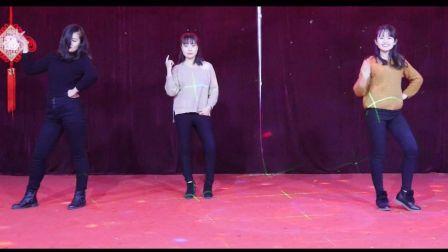 【2017.12.31】元旦晚会美女热舞 歌曲演唱 朱坤 不看后悔一辈子!