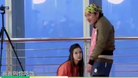 奔跑吧兄弟: 王祖蓝模仿邓超老妈笑喷了, 孙俪和李晨抱在一起太