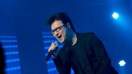 汪峰以一首《再也没有》, 展现出自己独特的音乐风格。