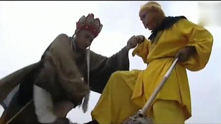 《西游记》中这个插曲仅放过一次, 唐僧扮演者迟重瑞唱的, 真好听