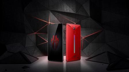 红魔游戏手机发布 与黑鲨你选哪个?