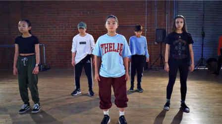 【UrbanDance.Cn】Jake Kodish 编舞《ADD》Kids 少儿舞蹈版 Urban Dance