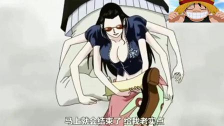 海贼王: 罗宾的果实估计要觉醒了, 她已经有了分身术