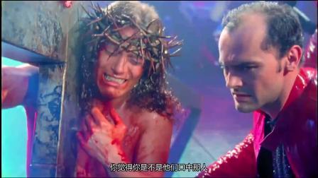 耶稣基督超级巨星 受难经过被直播 众人相机全程拍摄