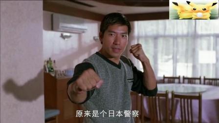 香港电影: 乌鸦张耀扬苦战'人狠话不多'女警