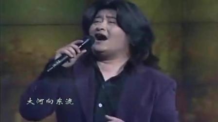 刘欢现场版《好汉歌》, 气势十足, 绝对的经典!