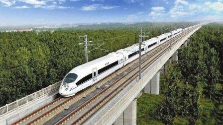 中国高铁为何称雄全球? 一看这钢轨, 这技术只有中国才能做到