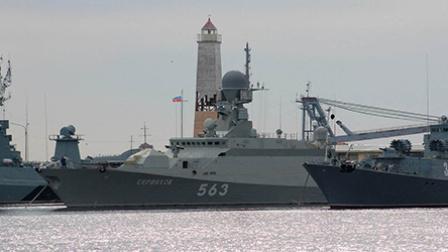 第73期 没中国支援俄海军要歇菜?