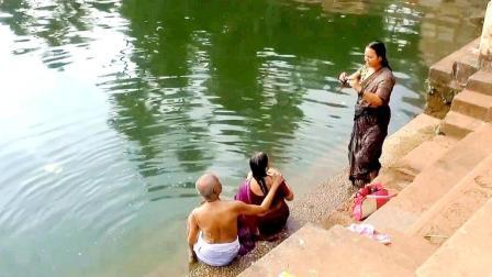 原来印度女人也喜欢拍照, 摆姿势, 看看印度人的真实生活